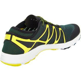 Salomon Crossamphibian Swift Shoes Men Darkest Spruce/Black/Sulphur Spring